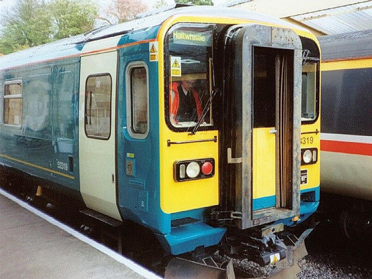 Class 153 Fleet & Projects \u2013 Train Door Solutions